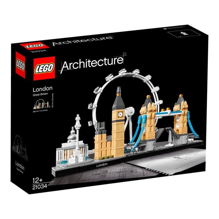 LEGO Architecture Londres 21034 785300128078 Photo no. 1