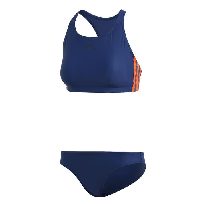 Image of Adidas FIT 2PC 3S Bikini anthrazit