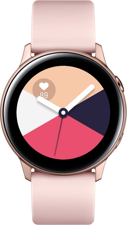 Galaxy Watch Active rosegold 40mm Bluetooth Smartwatch Samsung 798479000000 N. figura 1