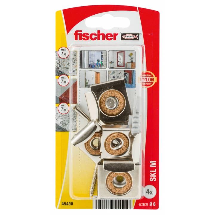 Fissaggio specchio SKLM con vite fischer 605432900000 N. figura 1