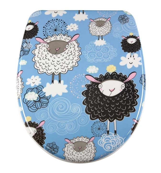Sed. WC Nice Sheep Slow Motion diaqua 675193900000 N. figura 1