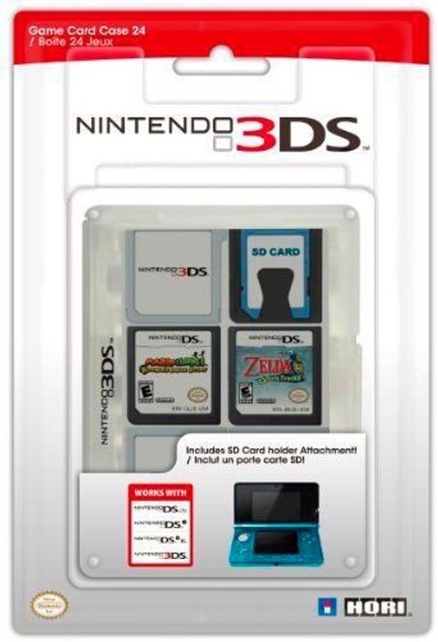Game Card Case 24 Hori 785300127814 Bild Nr. 1