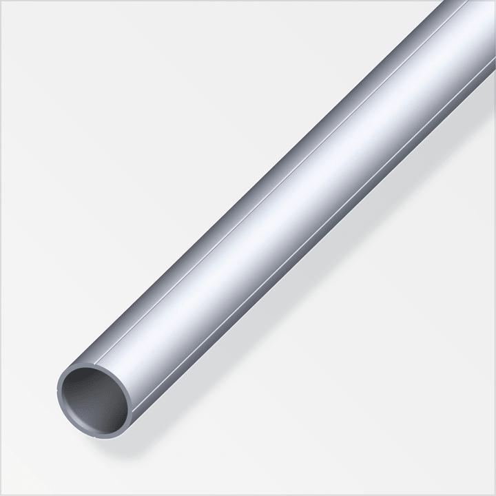 Tubo tondo 19.5 mm naturale 1 m alfer 605000800000 N. figura 1