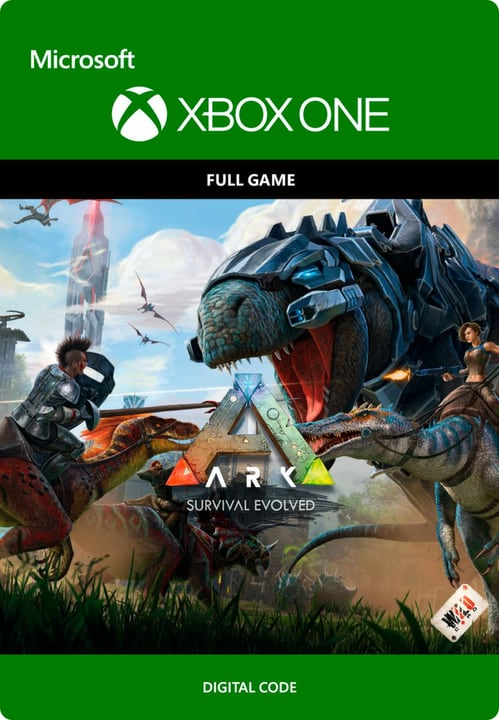 Xbox One - ARK: Survival Evolved Download (ESD) 785300136296 Bild Nr. 1