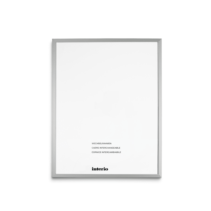 PANAMA Cornice 384002510508 Dimensioni quadro 40 x 50 Colore Color argento N. figura 1