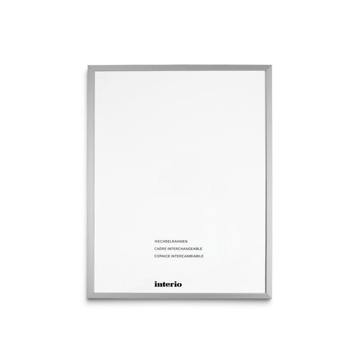 PANAMA Wechselrahmen 384002510508 Bildgrösse 40 x 50 Farbe Silberfarben Bild Nr. 1