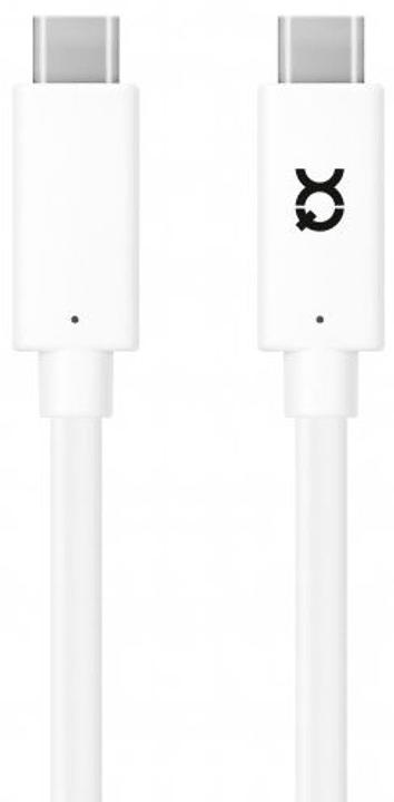 Câble USB-C/USB-C XQISIT 798252000000 Photo no. 1