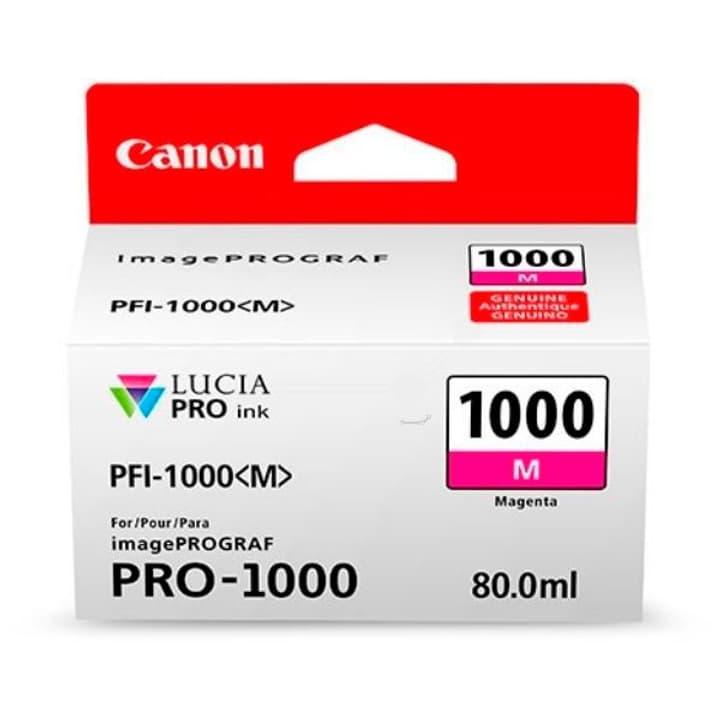 PFI-1000  magenta Tintenpatrone Canon 785300126465 Bild Nr. 1