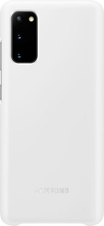 Hard Cover avec Affichage LED Blanc Coque Samsung 785300151211 Photo no. 1