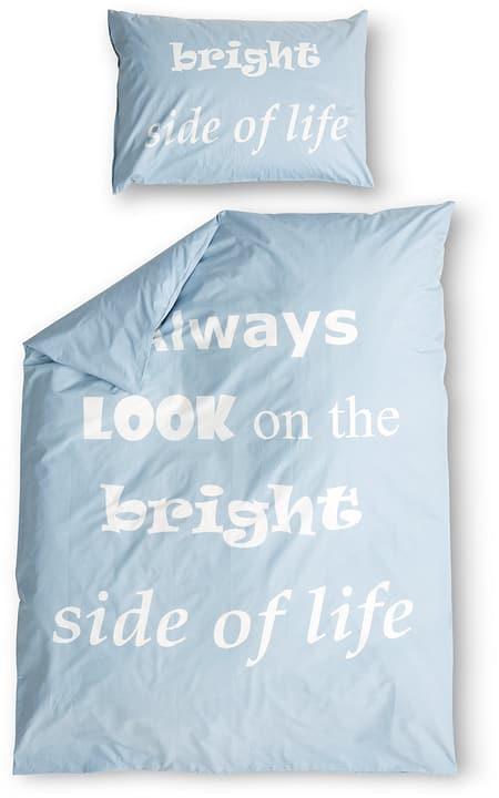 FELISA Garnitura da letto 451260714440 Colore Blu Dimensioni L: 160.0 cm x A: 210.0 cm N. figura 1