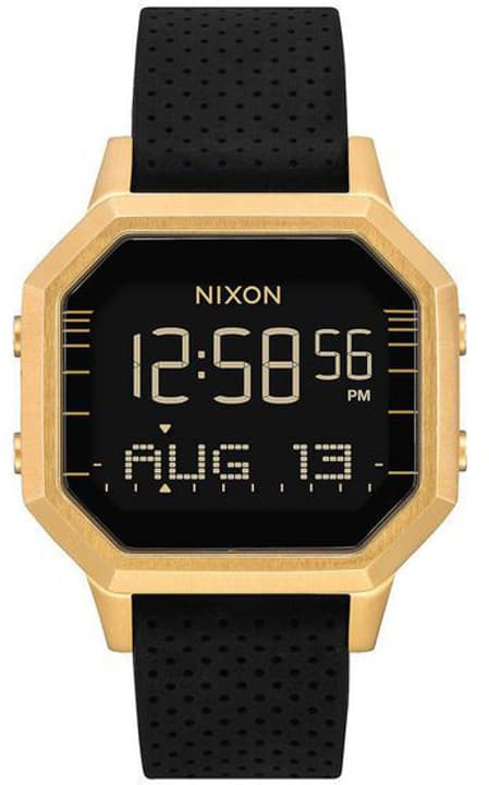 Siren SS Gold Black LH 36 mm Montre bracelet Nixon 785300137064 Photo no. 1