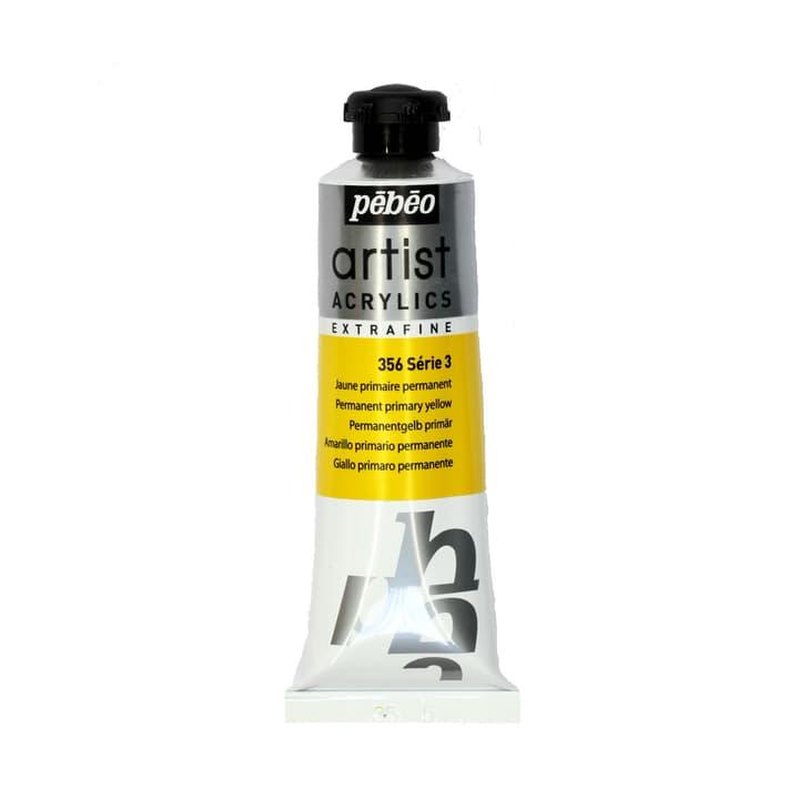 Pébéo Acrylic Extrafine Pebeo 663509035600 Couleur Cyan Permanent Photo no. 1