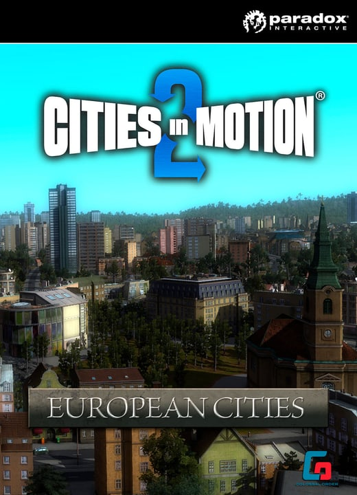PC Cities in Motion 2: Europ Cit Exp. Pa Digital (ESD) 785300133364 Bild Nr. 1