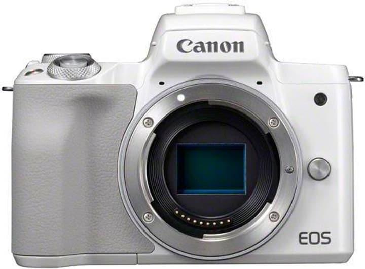 EOS M50 weiss Systemkamera Body Canon 785300134589 Bild Nr. 1
