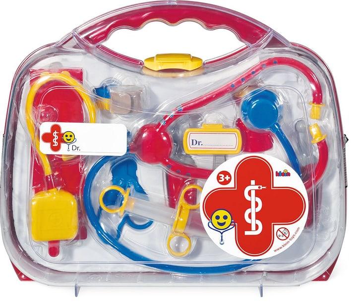 Mallette docteur avec de nombreux accessoires 744631200000 Photo no. 1