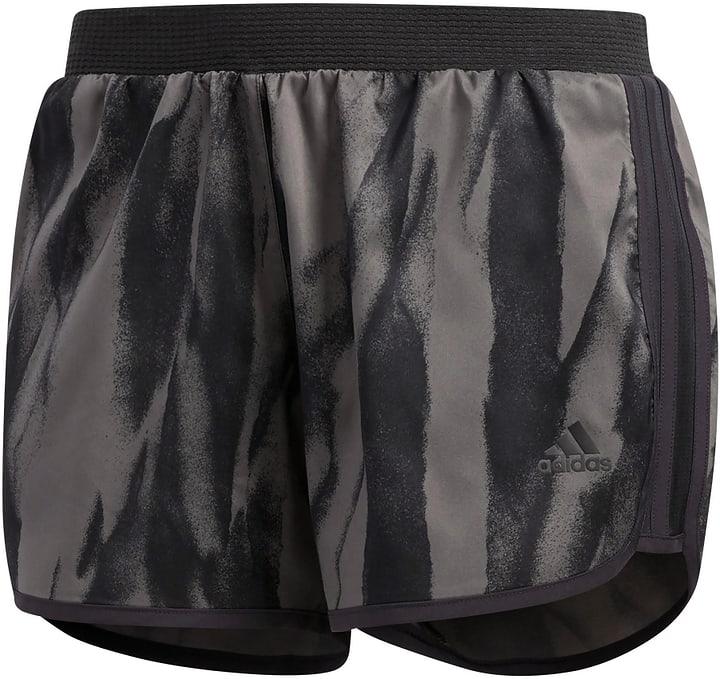M10 Q1 SHORT W Short pour femme Adidas 470149100521 Couleur charbon Taille L Photo no. 1