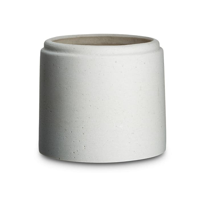 MILENO Cache-pot 382045300000 Dimensions L: 14.5 cm x P: 14.5 cm x H: 16.0 cm Couleur Blanc Photo no. 1