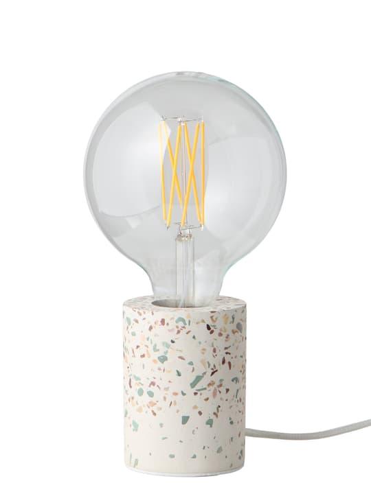 BRISTOL Lampada da tavolo 380124300000 Dimensioni A: 10.0 cm Colore Bianco N. figura 1