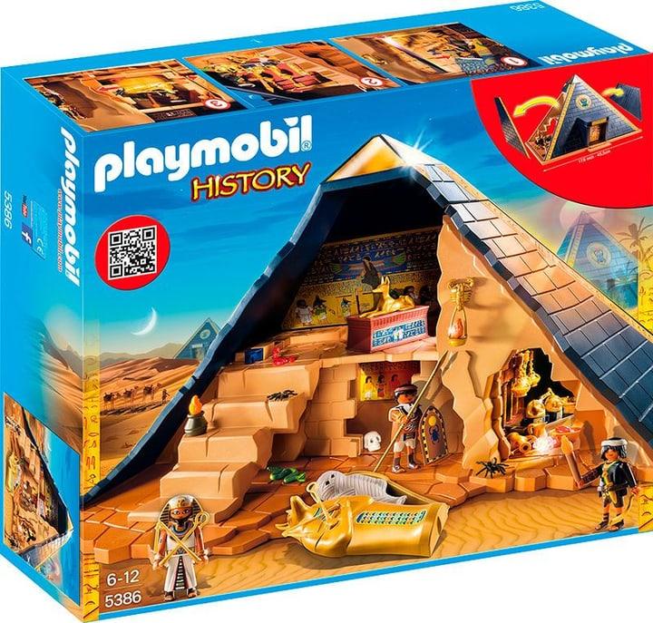 History Pyramide des Pharao 5386 Playmobil 74454240000016 Bild Nr. 1