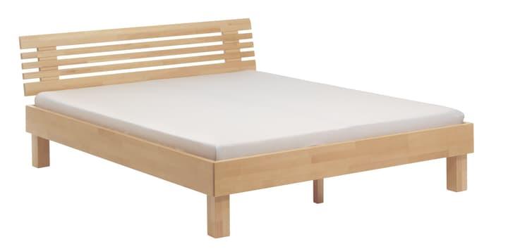 WOODLINE Bett HASENA 403274300000 Farbe Kernbuche Grösse B: 160.0 cm x T: 200.0 cm Bild Nr. 1
