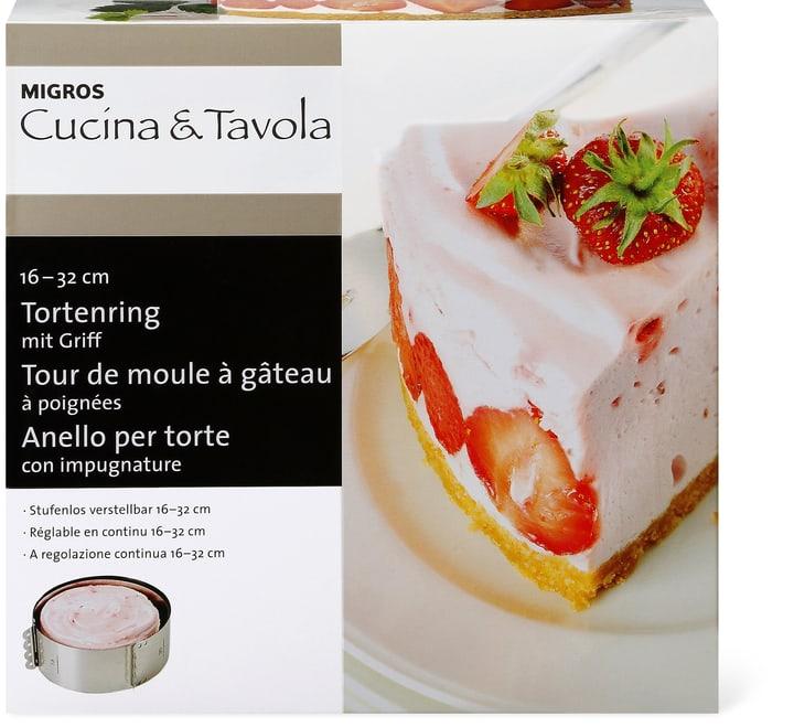 Tortenring mit Griff Cucina & Tavola 703931800000 Bild Nr. 1