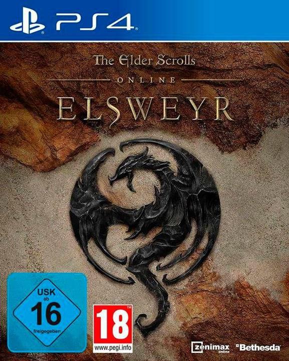 PS4 - The Elder Scrolls D Box 785300144049 Photo no. 1