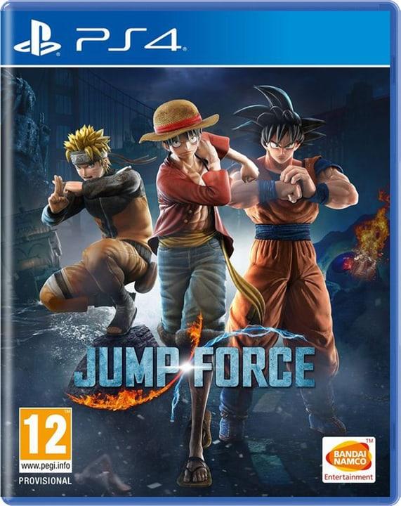 PS4 - Jump Force Box 785300139247 N. figura 1