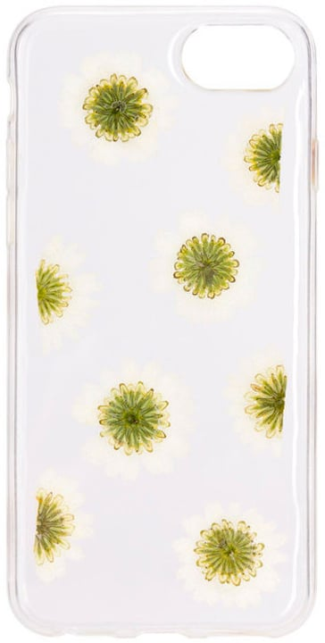Flavr iPlate Real Flower Daisy Coque XQISIT 798086400000 Photo no. 1