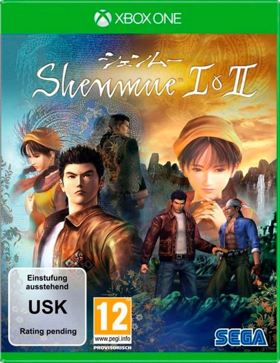 Xbox One - Shenmue I & II (D) Physisch (Box) 785300135232 Sprache Deutsch Plattform Microsoft Xbox One Bild Nr. 1