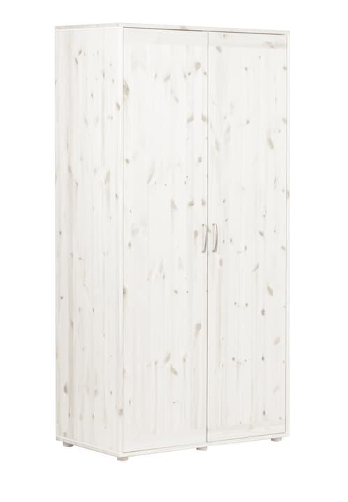 FLEXA CLASSIC Armoire Flexa 404678100000 Dimensions L: 101.0 cm x P: 56.5 cm x H: 182.5 cm Couleur Blanc Photo no. 1