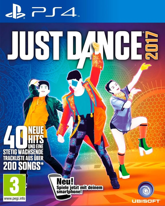 PS4 - Just Dance 2017 Box 785300121212 Bild Nr. 1