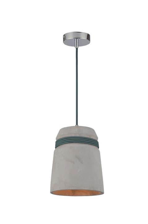AINARA Sospensione 380116100000 Dimensioni L: 190.0 cm x P: 190.0 cm x A: 230.0 cm Colore Verde scuro N. figura 1