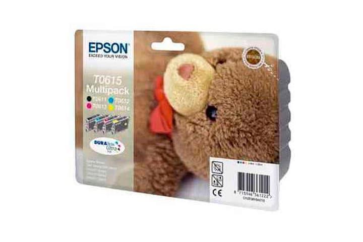 T06154010 Multipack cartuccie d'inchiostro Cartuccia d'inchiostro Epson 797479900000 N. figura 1