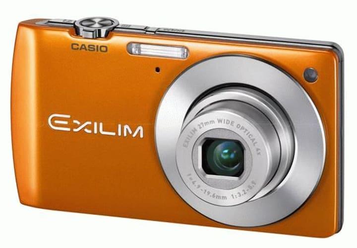 L- Casio EX-S200 orange Casio 79334780000011 Bild Nr. 1