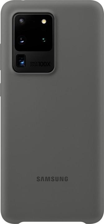 Silicone Cover grey Coque Samsung 785300151206 Photo no. 1