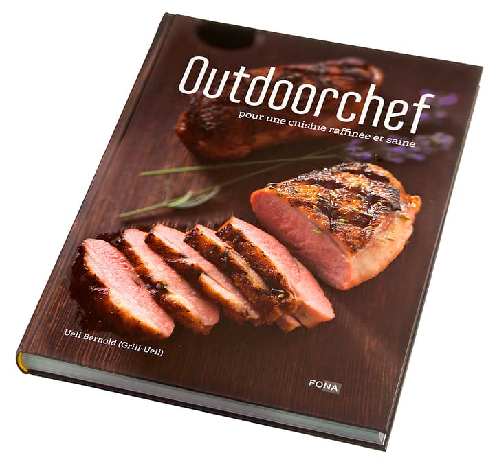 Grillbuch «Outdoorchef» (F) Outdoorchef 753512600000 Bild Nr. 1