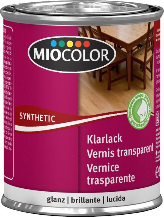 Vernice trasparente sintetica lucida Incolore 125 ml Miocolor 661440900000 Colore Incolore Contenuto 125.0 ml N. figura 1