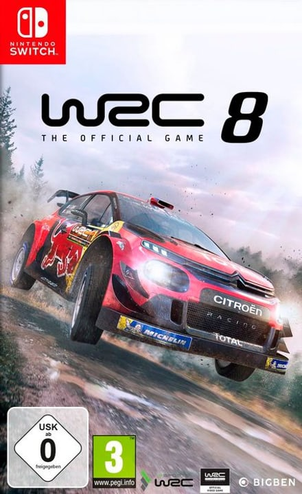 NSW - WRC 8 D/F Box 785300145748 Photo no. 1