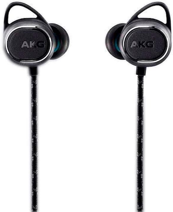N200 Wireless - Schwarz In-Ear Kopfhörer AKG 785300151829 Bild Nr. 1