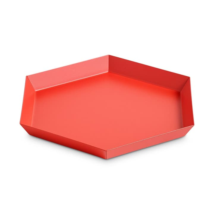KALAIDO Plateau HAY 386293600000 Dimensions P: 22.0 cm Couleur Rouge Photo no. 1