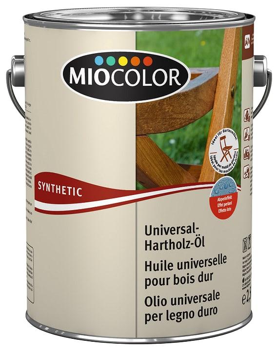 Olio per legno duro universale Miocolor 661180500000 Colore Incolore Contenuto 2.5 l N. figura 1