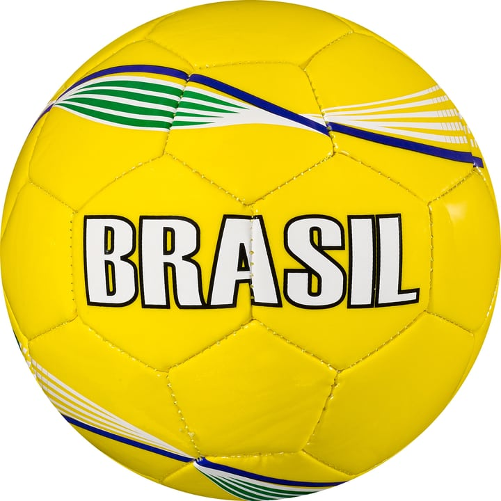 Brésil Mini-ballon de football Extend 461935099950 Couleur jaune Taille one size Photo no. 1