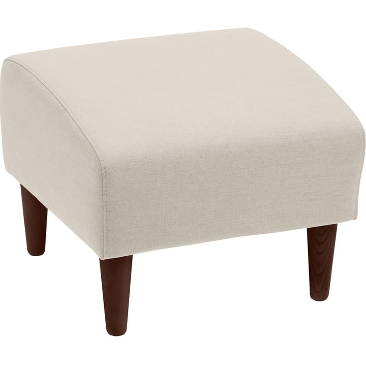 BRAHMS Pouf 402462908074 Couleur Beige Photo no. 1