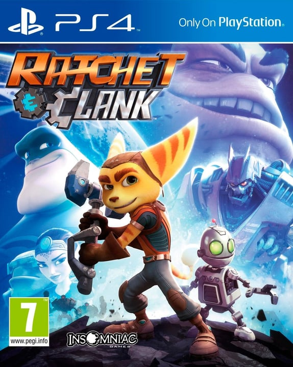 PS4 - Ratchet & Clank 785300120789 Photo no. 1