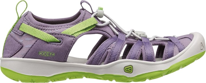 Moxie Sandal Kinder-Sandale Keen 460886224045 Farbe violett Grösse 24 Bild-Nr. 1