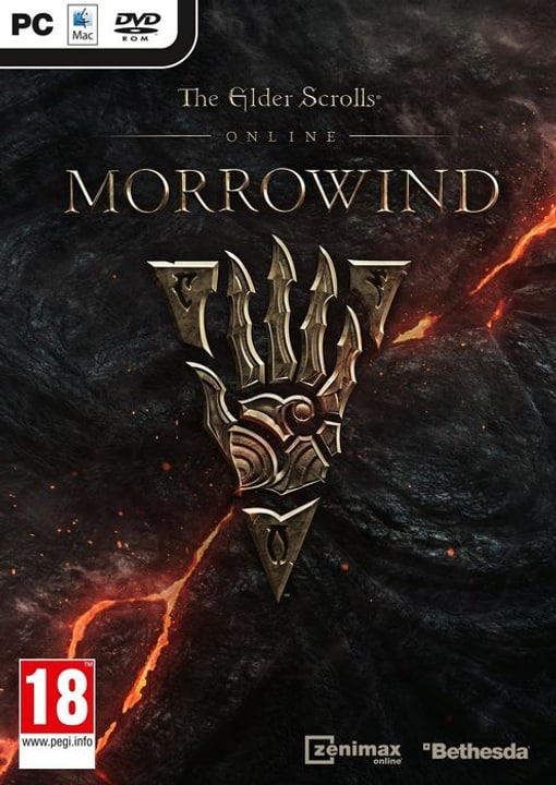PC - The Elder Scrolls Online - Morrowind Fisico (Box) 785300122149 N. figura 1