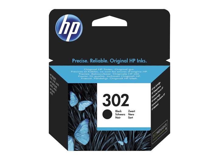 302 schwarz Tintenpatrone HP 795841700000 Bild Nr. 1