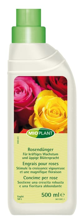 Rosendünger, 500 ml Mioplant 658242300000 Bild Nr. 1