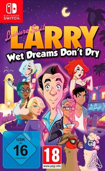 NSW - Leisure Suit Larry - Wet Dreams Don't Dry D Box 785300144086 Photo no. 1