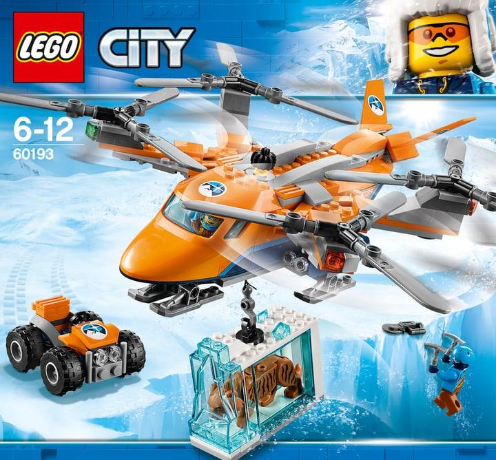 Lego City Aereo da trasporto artico 60193 748882900000 N. figura 1